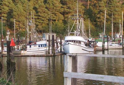 Coast inn spa fort bragg ca for Fort bragg fishing charters